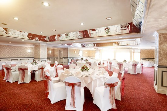 Corus The Hillcrest Widnes Wedding Room