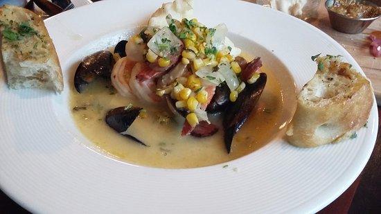 Ellensburg, WA: Seafod Soup