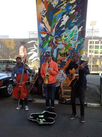 Centurion, Sydafrika: Johannesburg - Maboneng