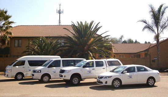 Centurion, Sydafrika: Day Tours fleet