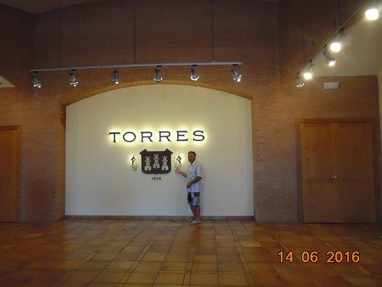 Pacs del Penedes, Spania: фирменный знак
