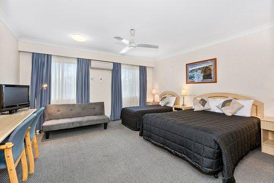 Lismore, Austrália: Guest Room