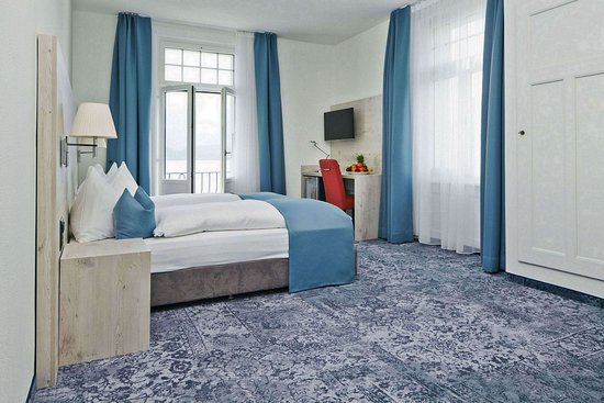 Hilterfingen, Suiza: Junior Suite Lake View