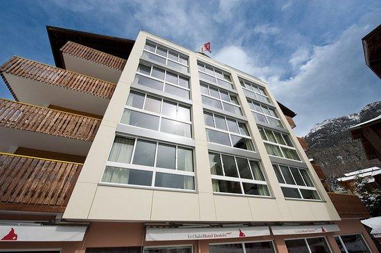 Grächen, Suisse : Hotel Desiree***