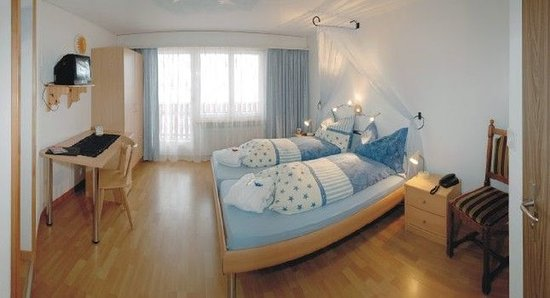 Grächen, Suisse : Guest Room