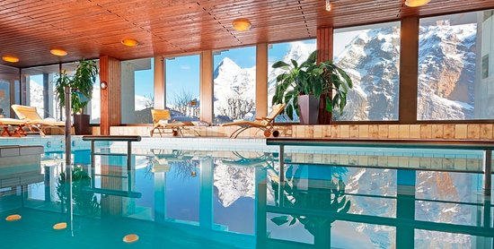 Eiger Guesthouse: Wellness