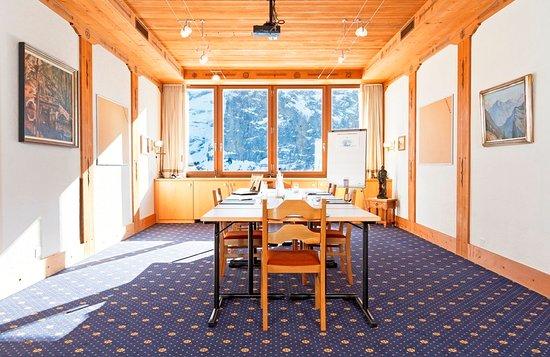 Eiger Guesthouse: Seminar
