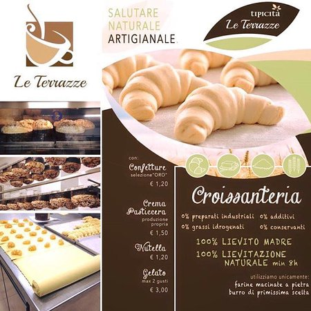 Venafro, Italia: La nostra croissanteria a lievitazione naturale