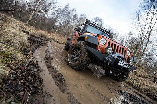 4x4 Event - Jeep Osterlen