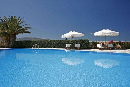 Paros Agnanti Resort: Pool