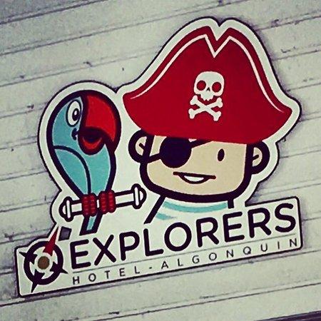 Explorers Hotel Photo