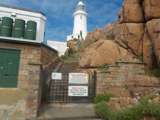 Corbiere Lighthouse (La Corbiere)照片