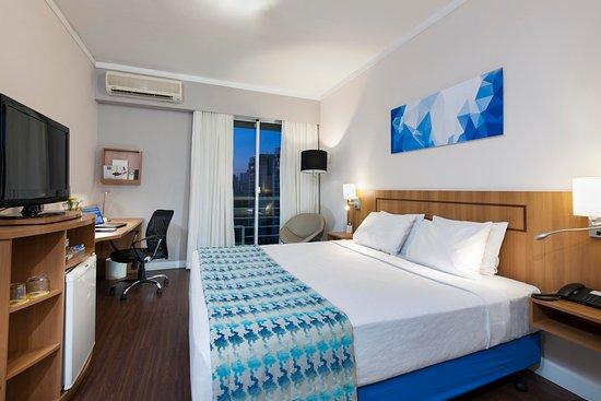 Comfort Hotel Ibirapuera: Standard Queen Room