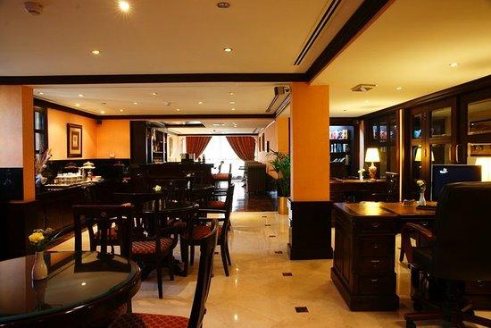 Arabian Courtyard Hotel & Spa: Arabian Courtyard EXECUTIVE LOUNGEAREA