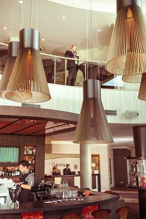 Holiday Inn Vilnius: Lobby area