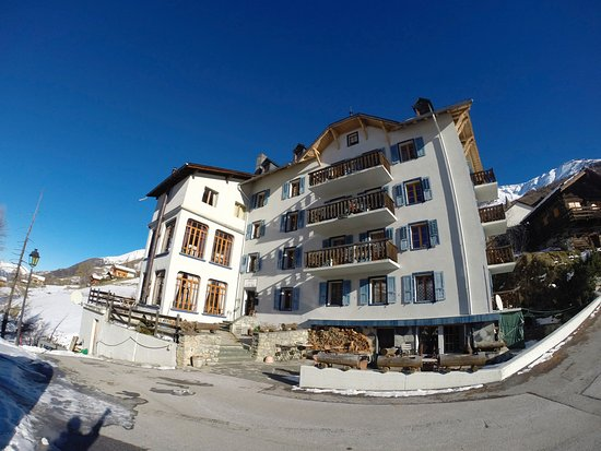 La Sage, Swiss: Hotel