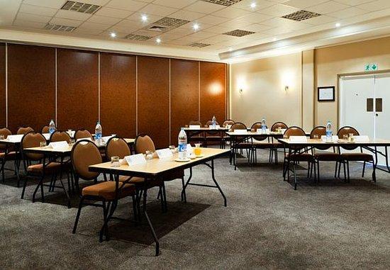 Illovo Beach, Νότια Αφρική: Conference Room – Classroom Style
