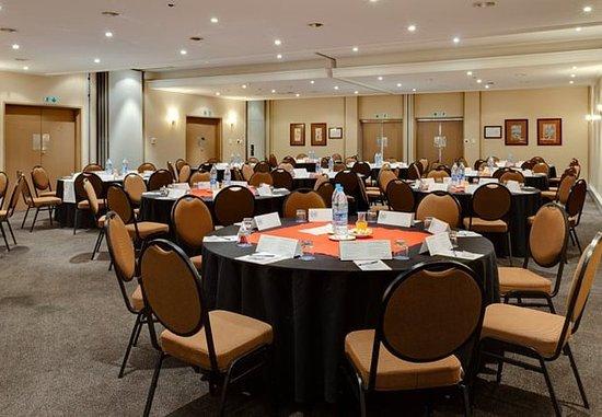 Illovo Beach, Νότια Αφρική: Conference Room – Banquet Setup