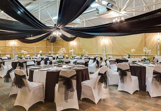 Polokwane, Güney Afrika: Landmark 6 Ballroom – Social Event Setup