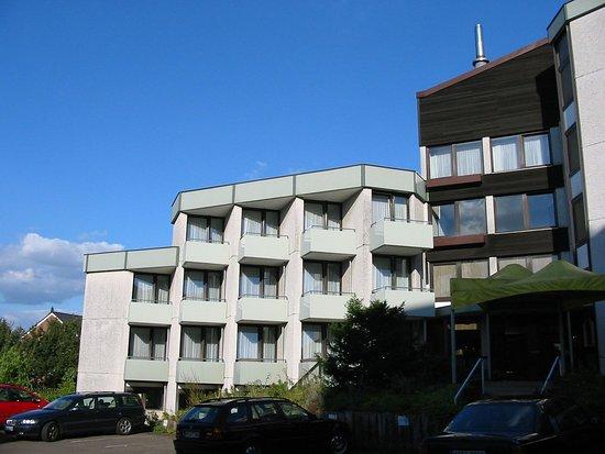 Bad Nenndorf, Almanya: Exterior