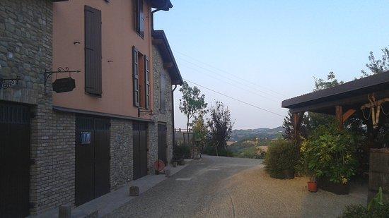 Monteveglio, Italia: La zona delle camere