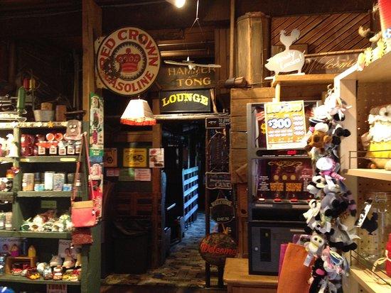 Centralia, Вашингтон: Gift shop / souvenir store