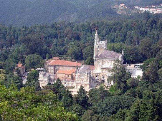 Alegre Hotel: Palace and Monastery