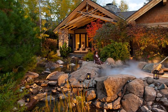 Suncadia Resort: Glade Spring Spa