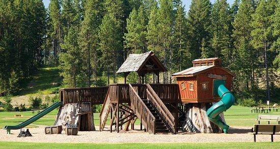 Cle Elum, WA: Suncadia's Dawson Park