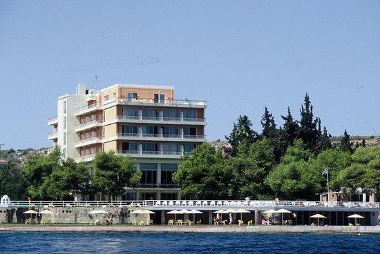 Isthmia, Griekenland: Exterior