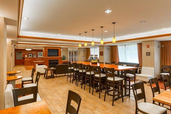 Goshen, IN: Dining Area