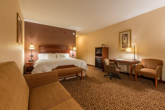 Goshen, IN: King Room