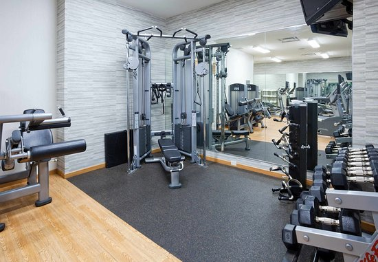 Maple Grove, MN : Fitness Center