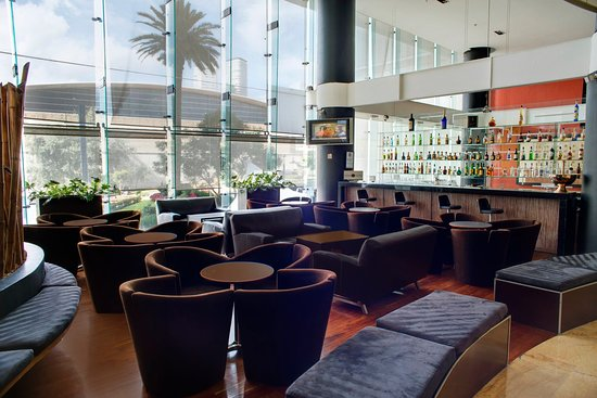 Fiesta Americana Santa Fe Hotel: Urban Lounge