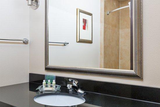 Temple, TX: Bathroom Amenities