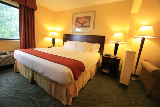 Holiday Inn Express - Air Force Academy: Suite With King Bed