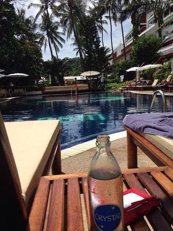 BEST WESTERN Phuket Ocean Resort: Beautifull pool area
