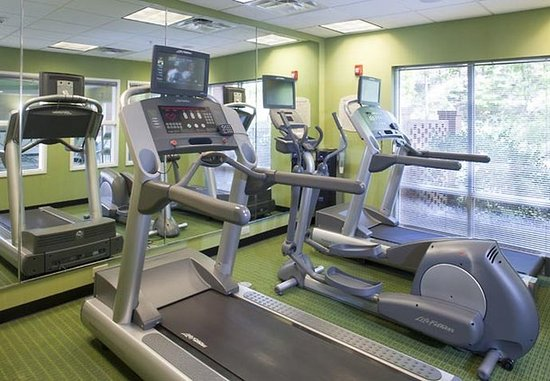 Cartersville, Джорджия: Fitness Center