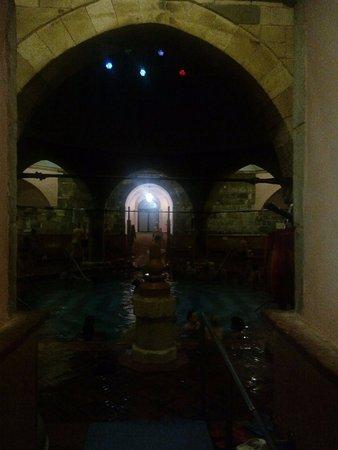 Rudas Baths: vasca principale