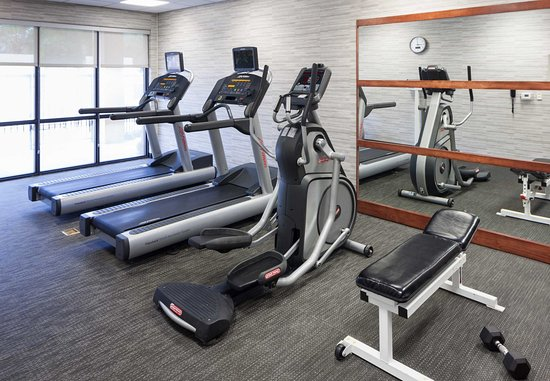 Courtyard Miami at Dolphin Mall: Fitness Center