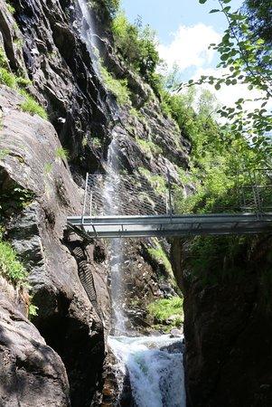 Rohrmoos-Untertal, Austria: Wilde Wasser, Riesach-Wasserfälle