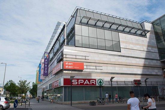 Korzó - Picture of Korzo Shopping Centre e3cd6fad92