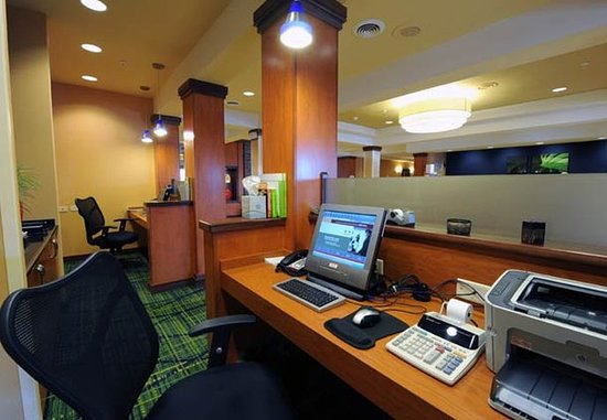 Hobbs, Nuevo Mexico: Business Center