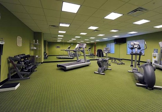 Hobbs, NM: Fitness Center