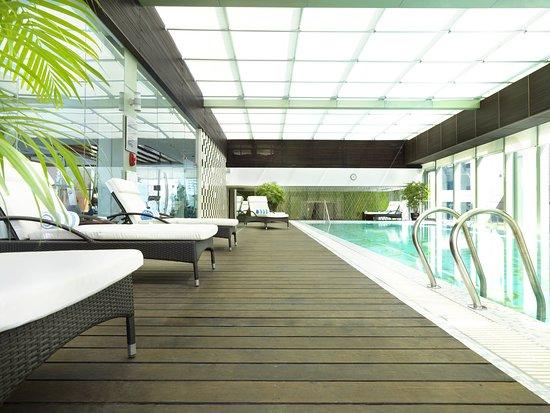 Radisson Blu Hotel Shanghai Hong Quan: Pool