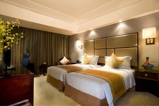 Radisson Blu Hotel Shanghai Hong Quan: Superior Room