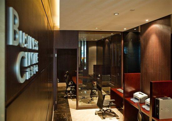 Radisson Blu Hotel Shanghai Hong Quan: Business Center