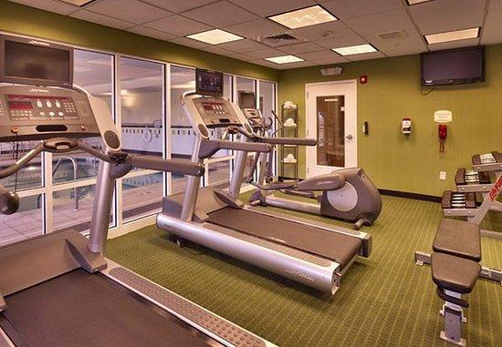 แลระมี, ไวโอมิง: Fitness Center