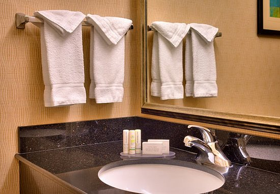Nampa, ID: Suite Bathroom