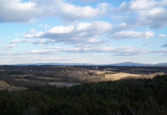 Strasburg, Вирджиния: Mountain View